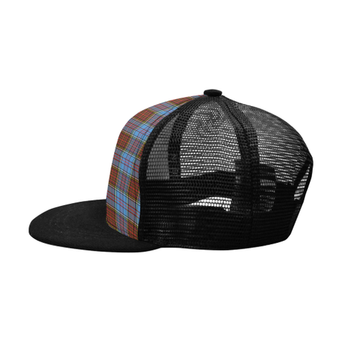 Anderson Modern Tartan Trucker Hat All Over