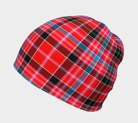 Aberdeen District Tartan Beanie