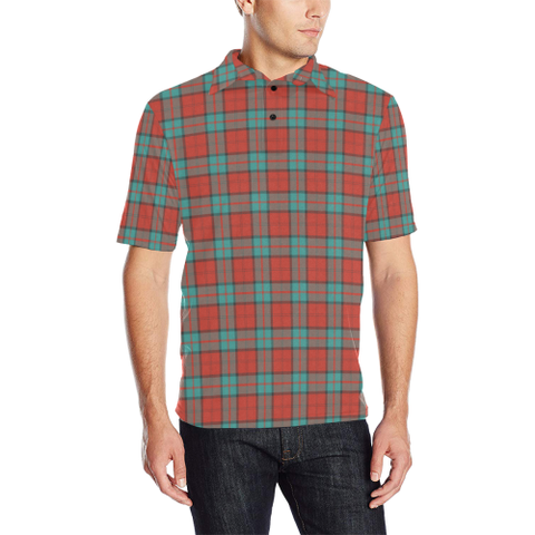 Dunbar Ancient  Tartan Polo Shirt