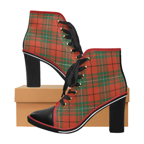 Tartan Heel - Macaulay Ancient | Hot Sale | Online Orders Only | 500 Tartans