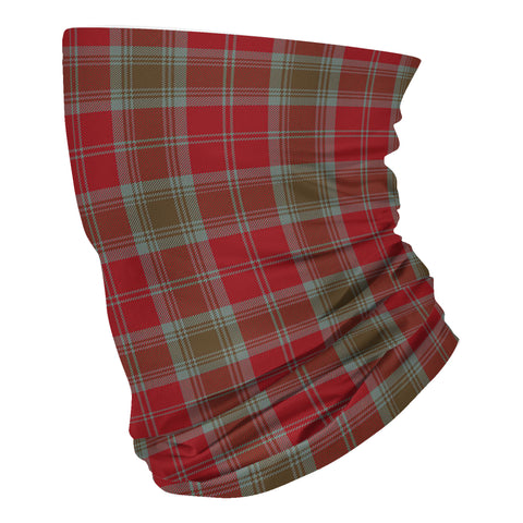 Image of Scottish Lindsay Weathered Tartan Neck Gaiter HJ4 (USA Shipping Line)