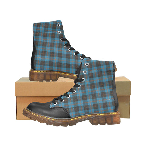 Image of Angus Ancient Tartan Apache Boots | Tartan Footwear | Over 500 Tartans & 300 Clans