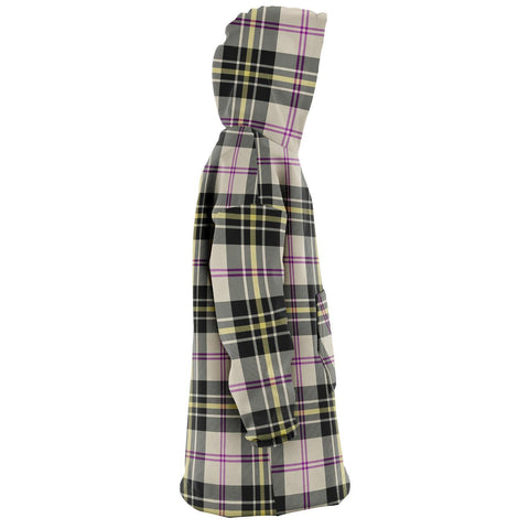MacPherson Dress Ancient Snug Hoodie - Unisex Tartan Plaid Right