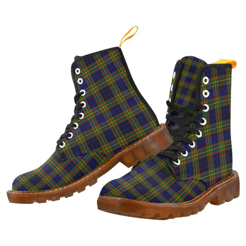 Image of Clelland Modern Martin Boot | Scotland Boots | Over 500 Tartans