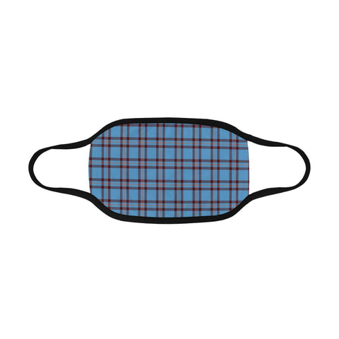 Elliot Ancient Tartan Mouth Mask Inner Pocket K6 (Combo)