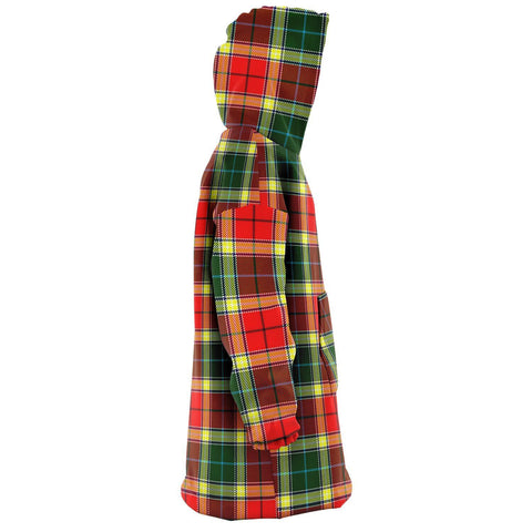 Gibbs Snug Hoodie - Unisex Tartan Plaid Right