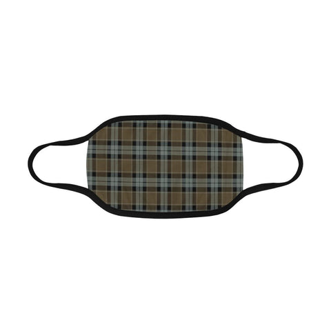 Graham of Menteith Weathered Tartan Mouth Mask Inner Pocket K6 (Combo)