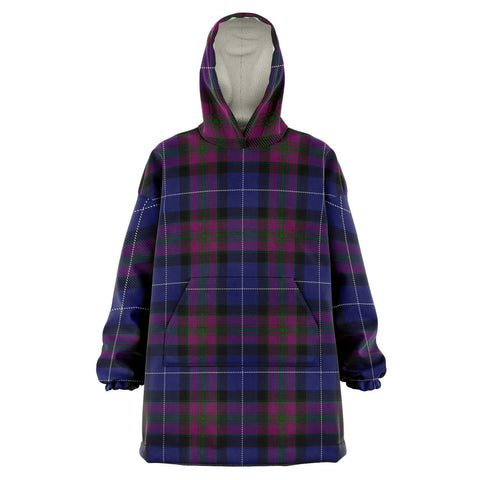 Pride of Scotland Snug Hoodie - Unisex Tartan Plaid Front
