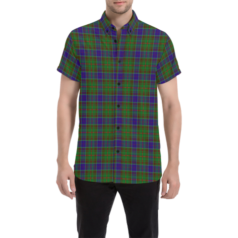 Tartan Shirt - Adam | Exclusive Over 500 Tartans | Special Custom Design