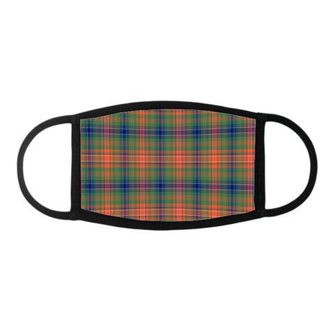 Wilson Ancient Tartan Face Mask (USA Shipping Line) - Reversible Face Mask