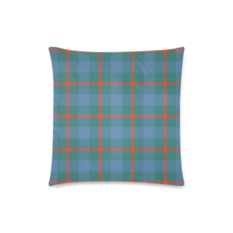 Image of Agnew Ancient decorative pillow covers, Agnew Ancient tartan cushion covers, Agnew Ancient plaid pillow covers