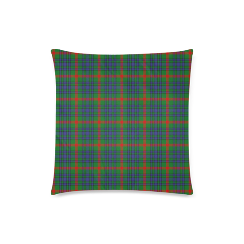 Image of Aiton decorative pillow covers, Aiton tartan cushion covers, Aiton plaid pillow covers