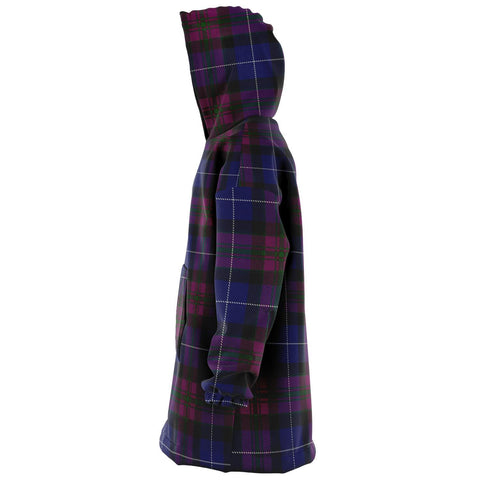Pride of Scotland Snug Hoodie - Unisex Tartan Plaid Left