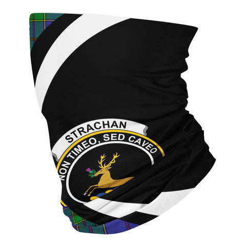 Image of Strachan Tartan Neck Gaiter Circle HJ4 (USA Shipping Line)
