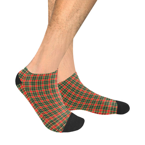 MacLachlan Hunting Modern Tartan Ankle Socks | scottishclans.co