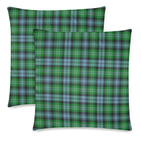 Arbuthnot Ancient decorative pillow covers, Arbuthnot Ancient tartan cushion covers, Arbuthnot Ancient plaid pillow covers