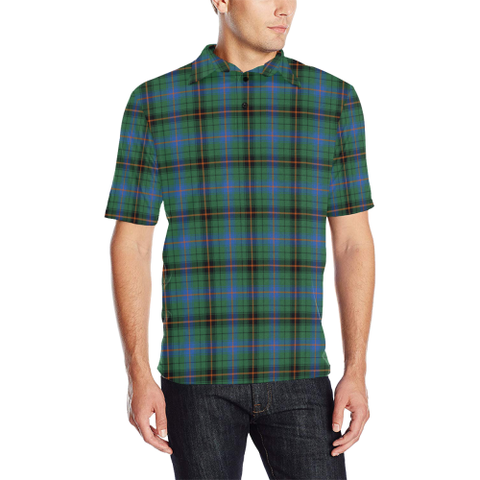 Davidson Ancient  Tartan Polo Shirt