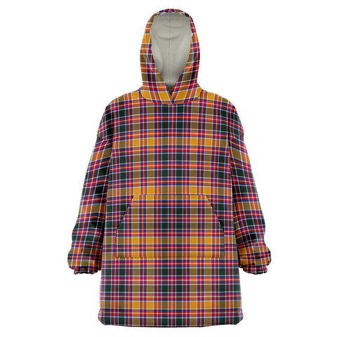 Image of Jacobite Snug Hoodie - Unisex Tartan Plaid Front