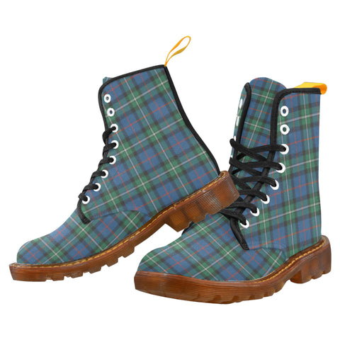 MacPhail Hunting Ancient Martin Boot | Scotland Boots | Over 500 Tartans