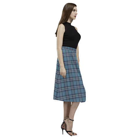 Earl of St Andrews Tartan Aoede Crepe Skirt | Exclusive Over 500 Tartan
