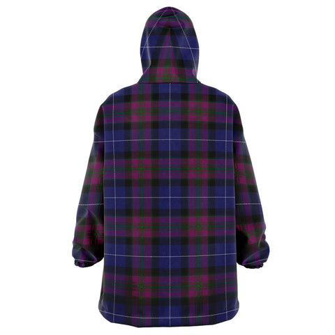 Pride of Scotland Snug Hoodie - Unisex Tartan Plaid Back