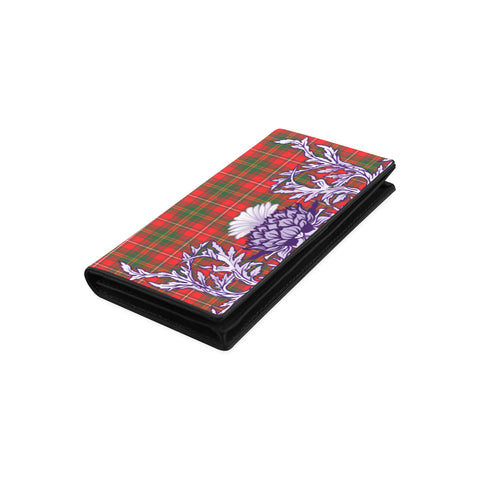Hay Modern Tartan Wallet Women's Leather Wallet A91 | Over 500 Tartan