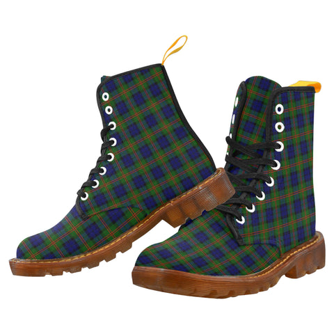 Dundas Modern 02 Martin Boot | Scotland Boots | Over 500 Tartans