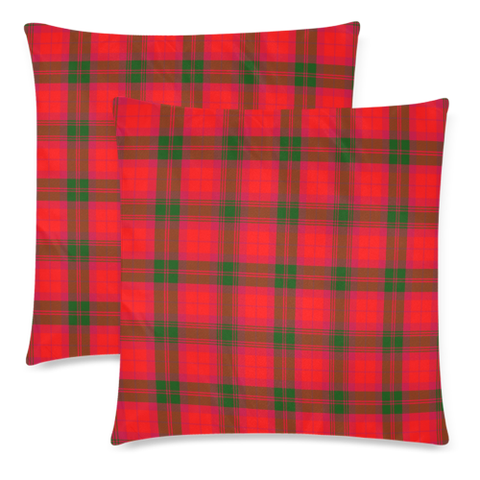 MacNab Modern decorative pillow covers, MacNab Modern tartan cushion covers, MacNab Modern plaid pillow covers