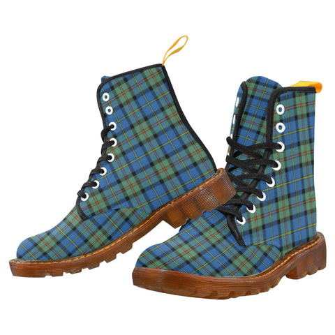 MacLeod of Harris Ancient Martin Boot | Scotland Boots | Over 500 Tartans