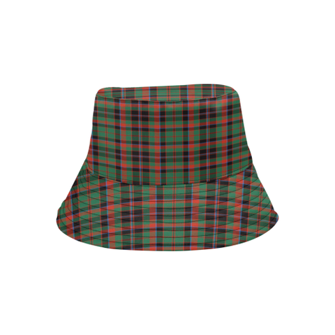Cumming Hunting Ancient Tartan Bucket Hat for Women and Men K7