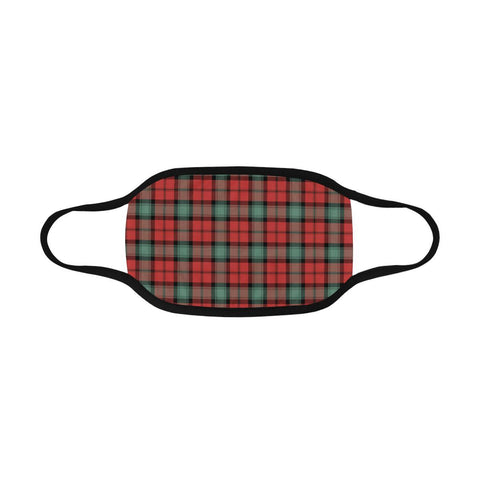 Image of Kerr Ancient Tartan Mouth Mask Inner Pocket K6 (Combo)