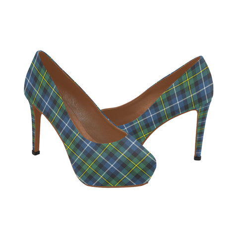 Macneill Of Barra Ancient Tartan Heels HJ4