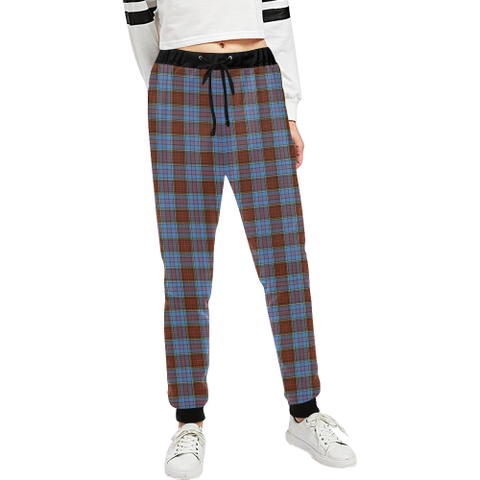 Image of Anderson Modern Tartan Sweatpant | Great Selection With Over 500 Tartans