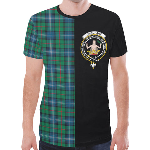 Urquhart Ancient T-shirt Half In Me | scottishclans.co