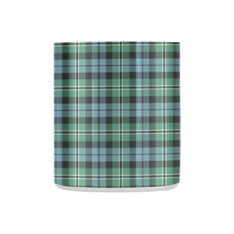 Image of Melville Tartan Mug Classic Insulated - Clan Badge K7
