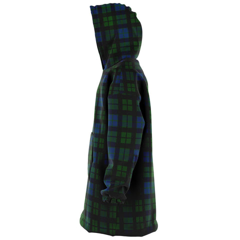 Image of MacKay Modern Snug Hoodie - Unisex Tartan Plaid Left