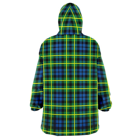 Campbell of Breadalbane Ancient Snug Hoodie - Unisex Tartan Plaid Back