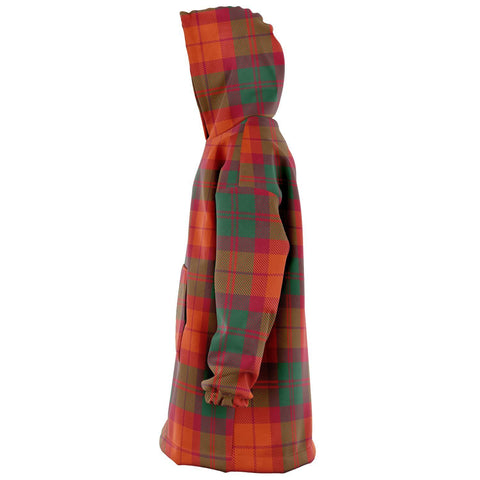 MacNab Ancient Snug Hoodie - Unisex Tartan Plaid Left