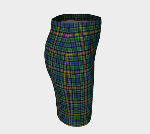 Tartan Fitted Skirt - Allison | Special Custom Design