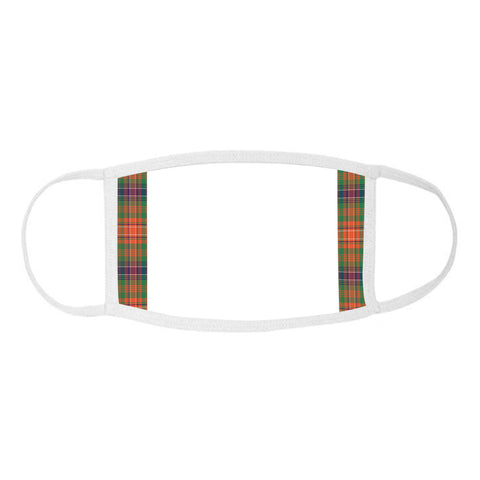 Image of Wilson Ancient Tartan Face Mask (USA Shipping Line) - Reversible Face Mask