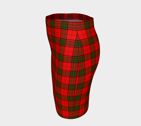 Tartan Fitted Skirt - Adair | Special Custom Design
