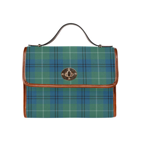 Image of Oliphant Ancient Tartan Canvas Bag | Special Custom Design