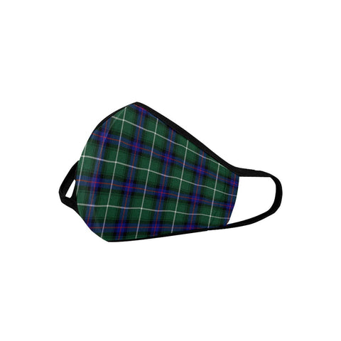 MacDonald of the Isles Hunting Modern Mouth Mask With Filter | scottishclans.co