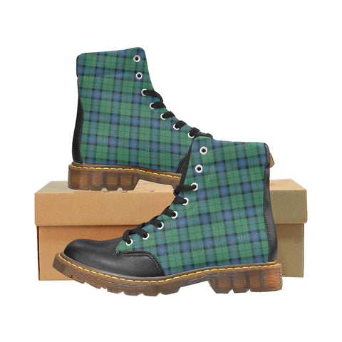 Image of Armstrong Ancient Tartan Apache Boots | Tartan Footwear | Over 500 Tartans & 300 Clans
