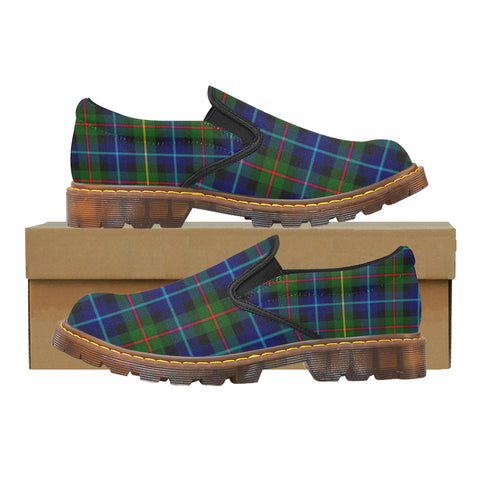 Image of Tartan Martin Loafer - Smith Modern A9