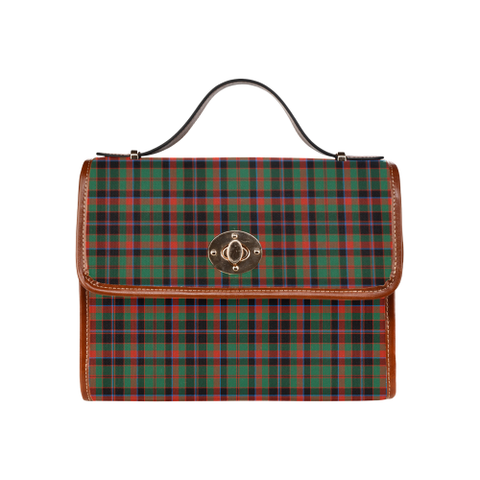 Cumming Hunting Ancient Tartan Canvas Bag | Special Custom Design