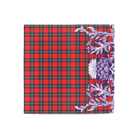 Ruthven Modern Tartan Wallet Women's Leather Wallet A91 | Over 500 Tartan