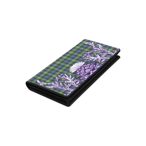 Watson Ancient Tartan Wallet Women's Leather Wallet A91 | Over 500 Tartan