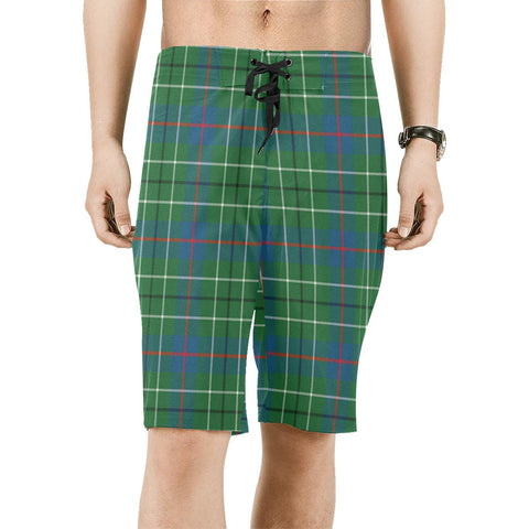 Duncan Ancient Tartan Board Shorts | scottishclans.co
