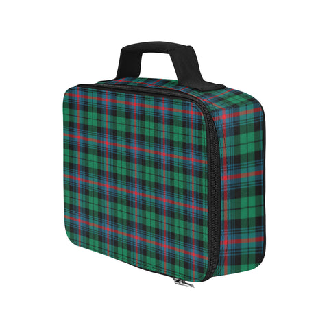 Urquhart Broad Red Ancient Bag - Portable Insualted Storage Bag - BN